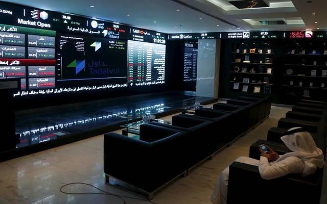 إغلاق مؤشر سوق الأسهم بالسعودية بإرتفاع تداول 3.2 مليار دولار