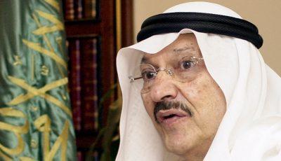 وفاة الأمير طلال بن عبد العزيز عن عمر ناهز ال88