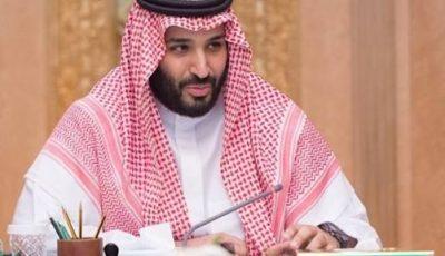 ولي العهد السعودي يناقش الأزمة اليمنية مع الأمين العام للأمم المتحدة