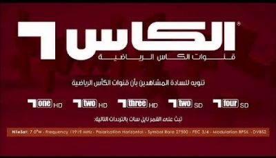 تردد قناة الكأس HD 1 على العرب سات والنايل سات الناقلة لمباريات كأس الأمم الاسيوية 2020 في الاماراته