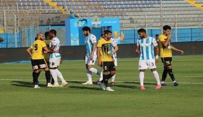 توقيت مباراة بيراميدز والإنتاج الحربي في الدوري المصري