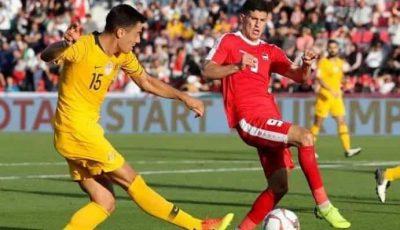 موعد مباراة فلسطين والأردن في كأس آسيا 2020