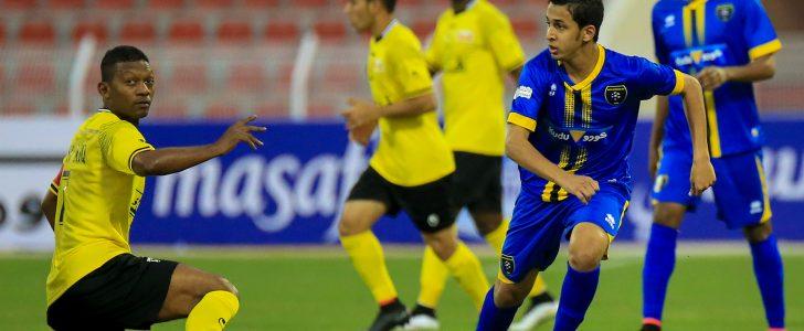 نتيجة مباراة التعاون وأحد لحظة بلحظة في دوري كأس الأمير محمد بن سلمان