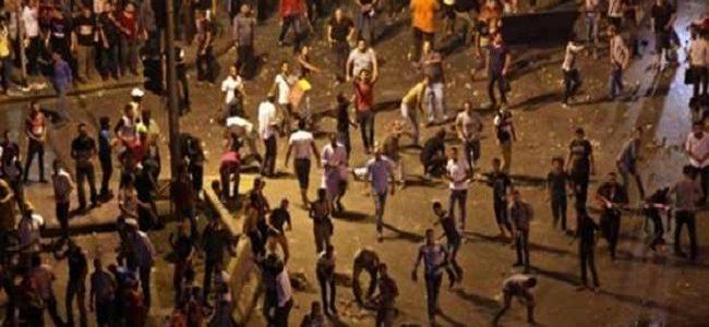 """""""بحر دم"""" مصرع وإصابة 4 أشخاص في مشاجرة علي حد أرض بالمنوفية"""