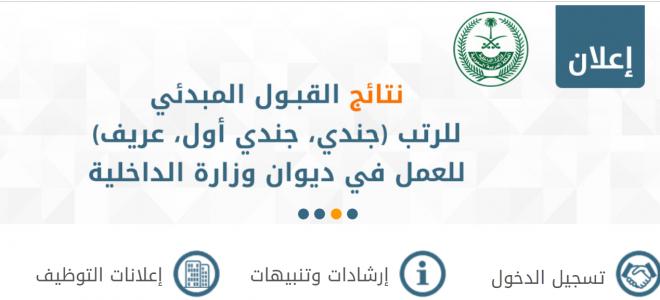 نتيجة وظائف كلية الملك فهد الامنية 1441| نتائج القبول عنصر نسائي برتبة (جندي) عبر ابشر توظيف