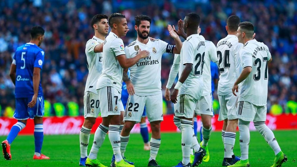 موعد مباراة ريال مدريد اليوم امام هويسكا في الدوري الاسباني