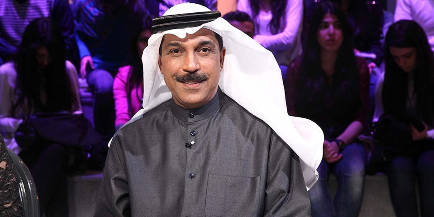 تعرف على حالة الفنان عبد الله الرويشد وشاهد فيديو لحظة تعثره وسقوطه بقوة