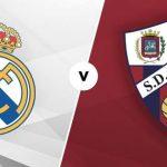 موعد مباراة ريال مدريد ضد هويسكا والقنوات الناقلة للمباراة