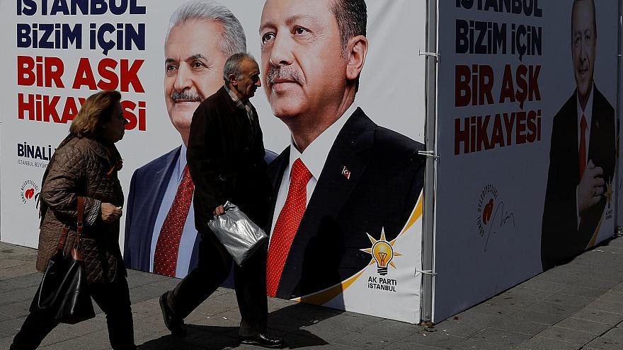 الإنتخابات المحلية التركية-توقعات بضربة موجعة لأردوغان في الانتخابات التركية