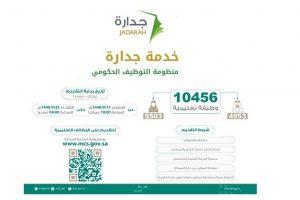 خطوات التقدم الى وظائف وزارة النقل جدارة 1440 للرجال و النساء