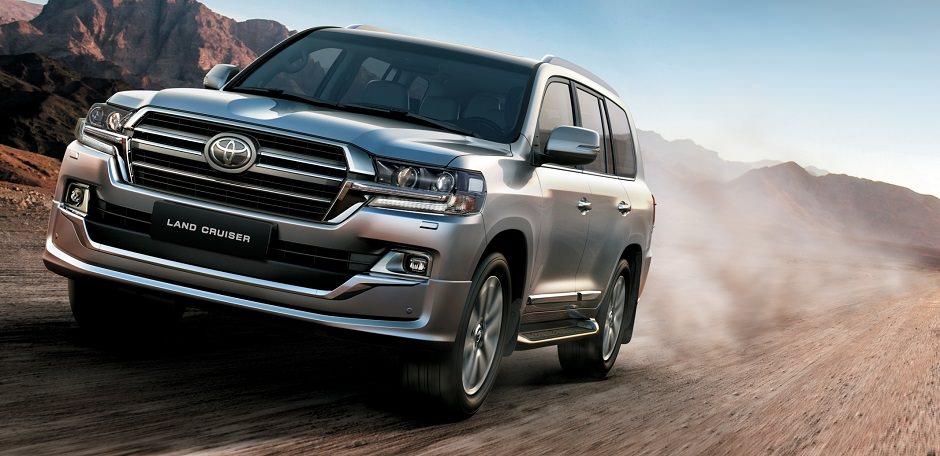 مواصفات تويوتا لاندكروزر 2020  Toyota land Cruiserلدى وكالة عبداللطيف جميل السعودية
