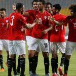 ترتيب المنتخب المصري في المجموعة الاولي – كأس الأمم الأفريقية 2020