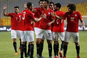 ترتيب المنتخب المصري في المجموعة الاولي – كأس الأمم الأفريقية 2019