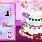 العاب بنات طبخ كعكة الزفاف العاب طبخ حديثة