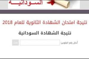 نتائج الشهادة الثانوية السودانية 2020 موقع وزارة التربية والتعليم