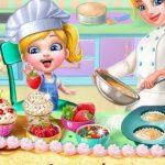 العاب بنات طبخ مسلية تعلمي أكلات جديدة من مطبخ العاب بنات