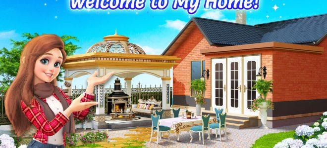 العاب مجانية وأهم مميزات ومواصفات لعبة My Home – Design Dreams