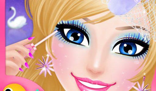 العاب ستايل ما هي لعبة Girls Dress Up Ballerina Makeup Salon