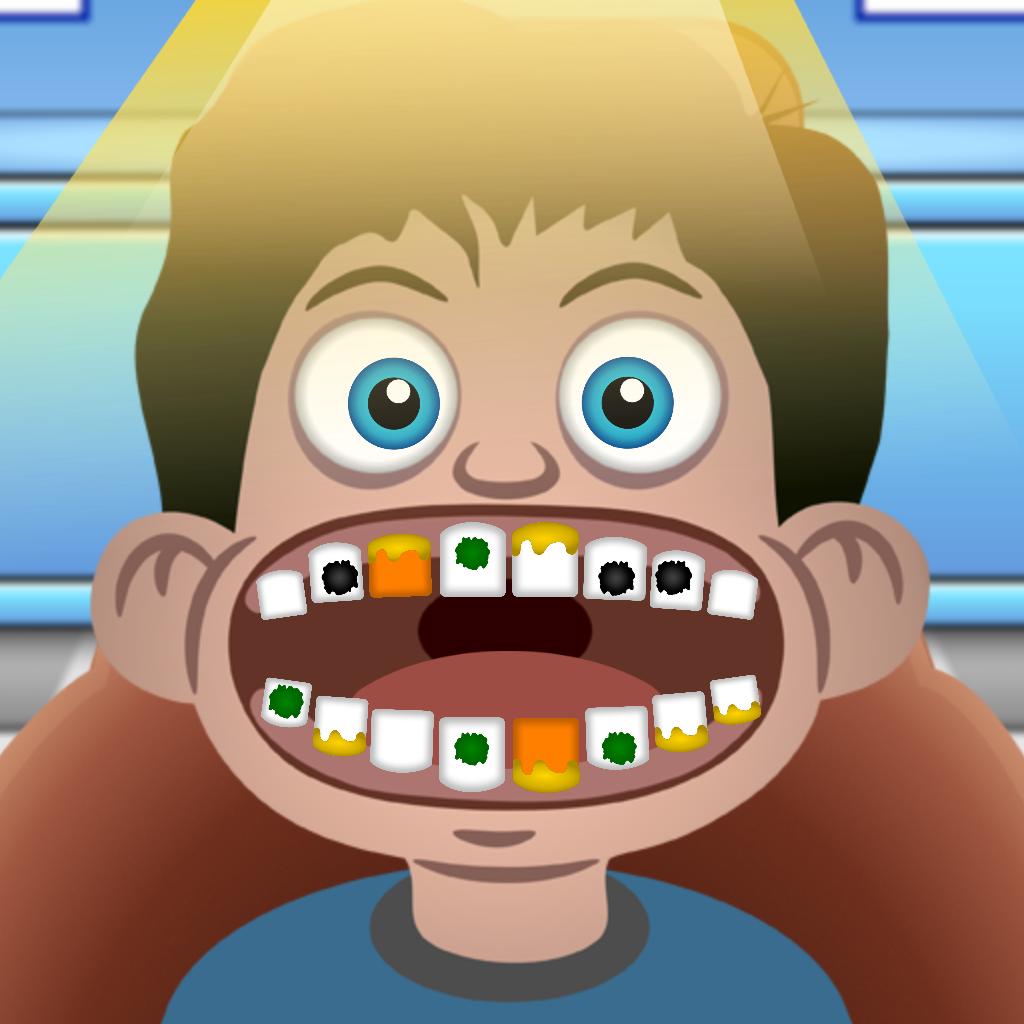 لعبة طبيب الأسنان