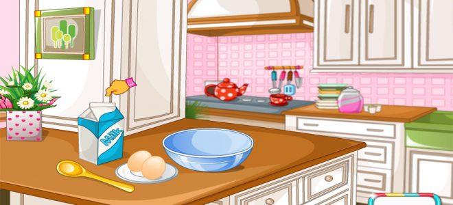 العاب فلاش بنات حديثة ومميزات العاب طبخ كيك البندق الجديدة نبض