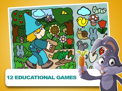 أحدث العاب الاطفال التعليمية والمعرفية للتحميل المُباشر مجاناً العاب اطفال