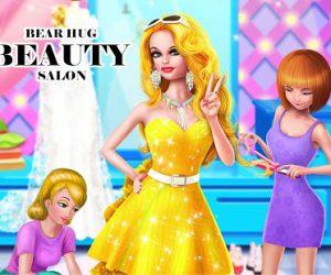 العاب بنات العاب بنات طريقة العاب بنات طريقة لعب صالون التجميل سبا للبنات الجديدة Beauty Salon - Girls Games