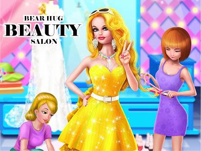العاب بنات العاب بنات طريقة العاب بنات طريقة لعب صالون التجميل سبا للبنات الجديدة Beauty Salon – Girls Games