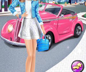 اجمل العاب بنات Fashion Car Salon Game الجذابة والممتعة حملها الآن مجانًا