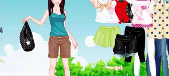 العاب تلبيس بنات ومواصفات لعبة تلبيس المانجا الأكثر شعبية بين البنات
