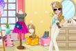 العاب بنات هاي وتحميل لعبة Beautiful Ballerina Girl Salon Stylish Dress upبروابط مباشرة