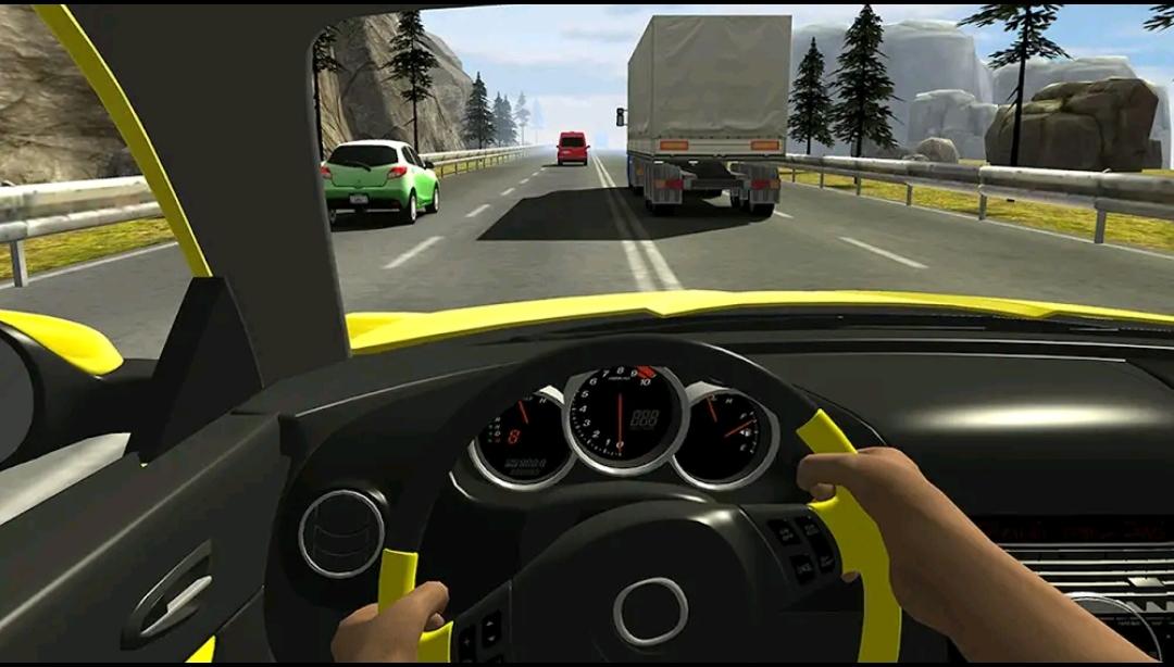 """تنزيل ألعاب سيارات """"Racing In Car 2"""" الممتعة حملها الآن"""