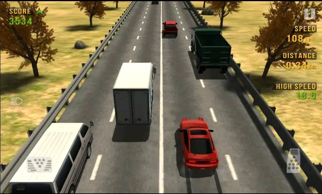 """لعبة سباق السيارات ولعبة Traffic Racer"""""""" المجانية حملها الآن"""