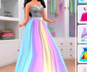 ألعاب تلبيس بنات باربى ولعبة Barbie Fashion Closet الجديدة 2020
