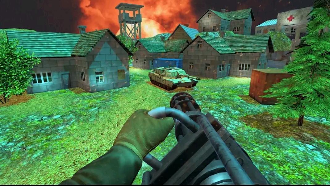 """تحميل ألعاب حرب ولعبة """"مغوار مغامرة قاتل 3D"""" احدث إصدار 2021 العاب جديده"""