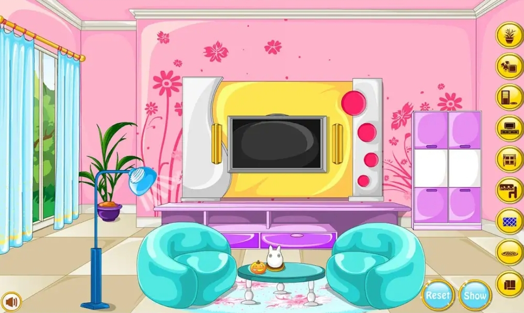 """ألعاب فرش المنزل المميزة ولعبة """" مصمم أزياء المنزل """" العاب اطفال"""
