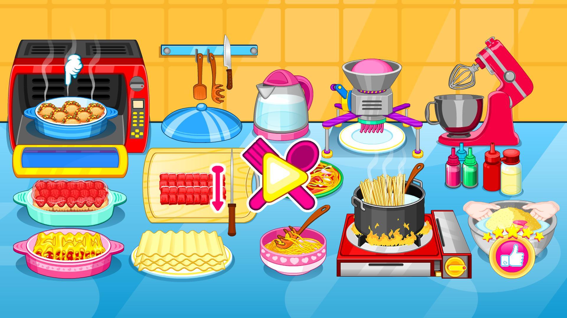 ألعاب طبخ للأطفال سريعة التحميل من خلال روابط مباشرة العاب اطفال
