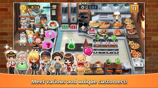 العاب مطعم الطبخ الحديثة للتحميل المُباشر السريع مجاناً العاب اطفال جديده