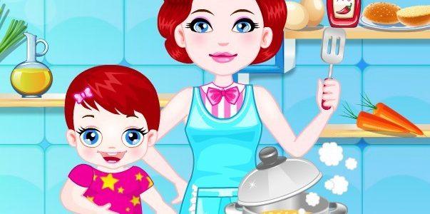 العاب طبخ للاطفال لا تفوتها العاب اطفال