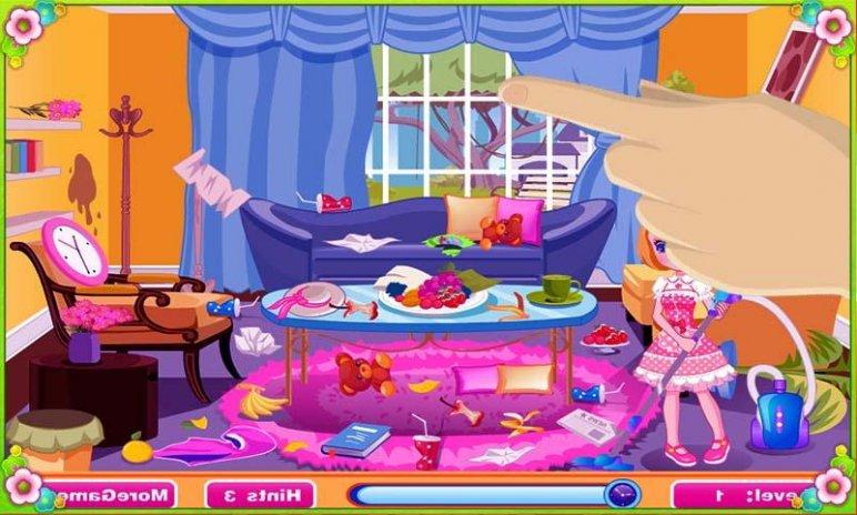 العاب فرش المنزل ممتعة ومثيرة العاب اطفال