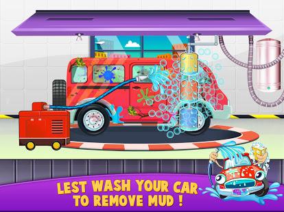أحدث ألعاب الأطفال لتنظيف السيارات للتحميل المُباشر مجاناً العاب اطفال