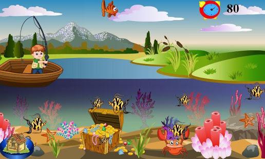 أحدث العاب الأطفال لصيد الأسماك للتحميل المُباشر السريع مجاناً العاب اطفال