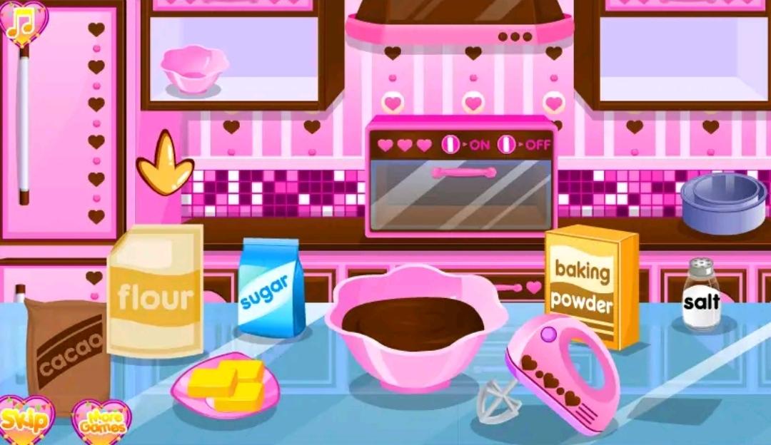 ألعاب طبخ للبنات فقط وطبخ حلوى مميزة جديدة 2021 برابط مباشر العاب اطفال