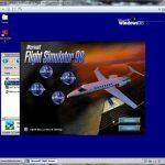 العاب pc وممارسة لعبة Win 98 Simulator للتعرف على الحاسب الآلي