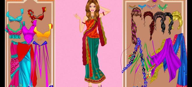 العاب تلبيس بنات هنديات جديدة حملها من ميديا فاير