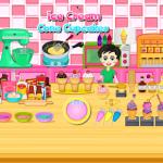 العاب طبخ للأطفال لعمل كب كيك الايس كريم للتحميل بشكل سريع ومباشر مجاناً