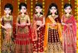 العاب تلبيس بنات جديدة 2020 تلبيس أجمل الاميرات ملابس عصرية