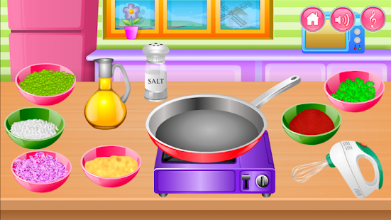 العاب بنات طبخ للمتعة