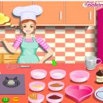 العاب بنات طبخجميلة تعلمي الطبخ وجربيه في مطبخك