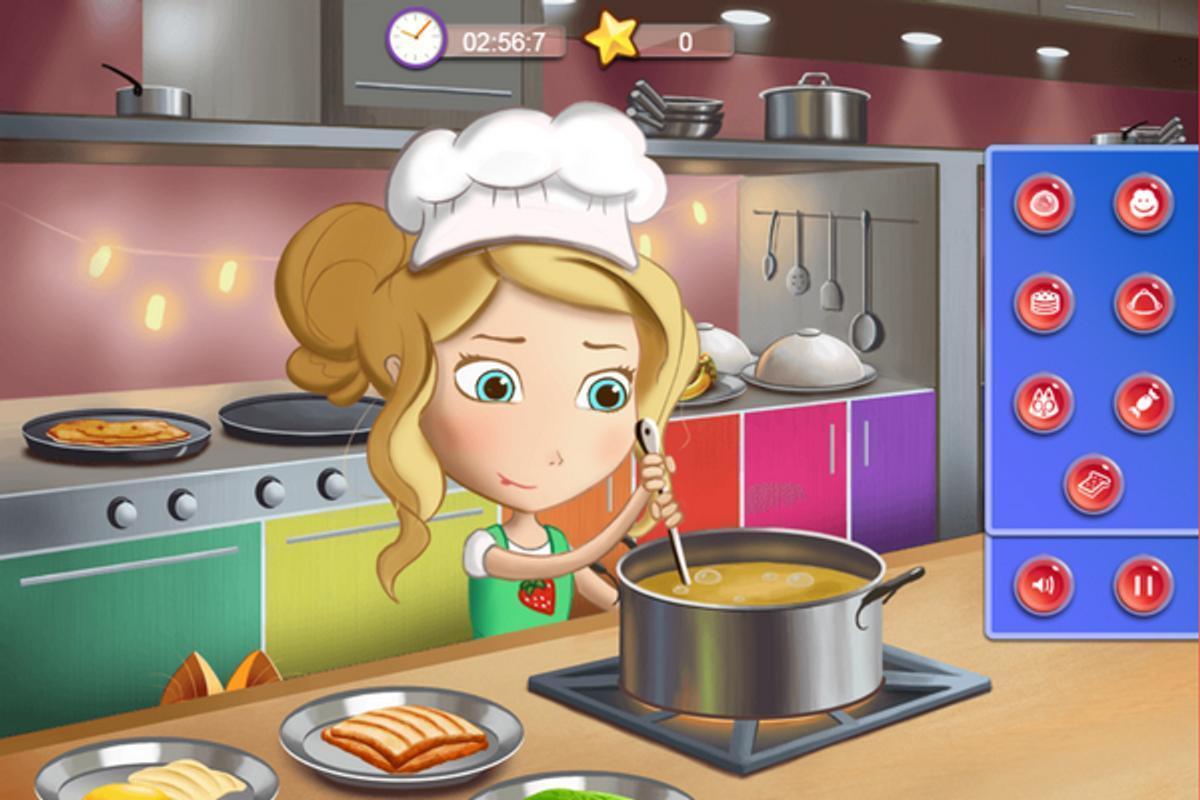 العاب بنات طبخ kitchen cmoz