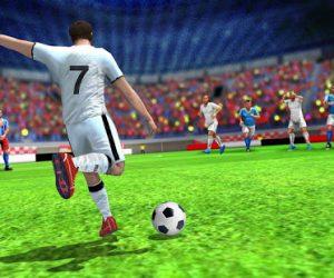 أحدث العاب بدون انترنت كرة القدم